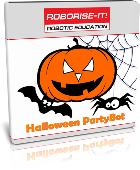 Halloween PartyBot WeDo 2.0 project