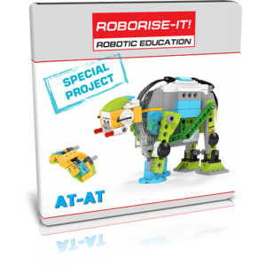 AT-AT WeDo 2.0 activity