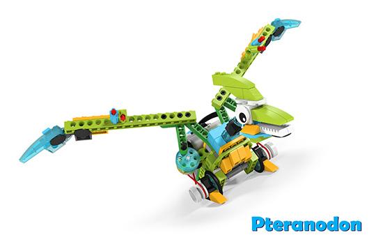 Wedo 2.0 curriculum Pteranodon