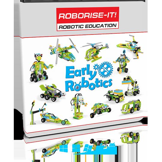 WeDo 2.0 Early Robotics curriculum | ROBORISE-IT Robotics Education