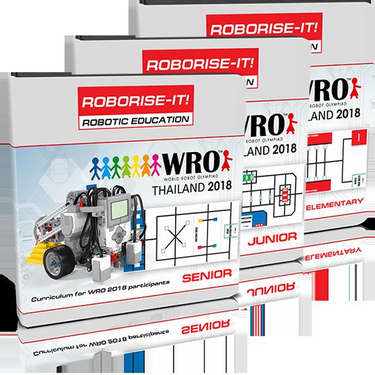 ROBORISE-IT WRO CURRICULUMS   ROBORISE-IT Robotics Education