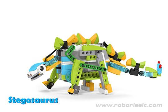 Wedo 2.0 curriculum Stegosaurus