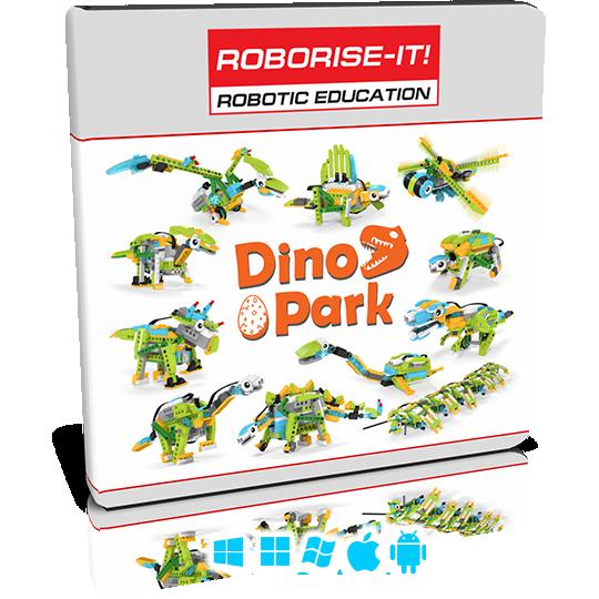 Dino Park WeDo 2.0 curriculum