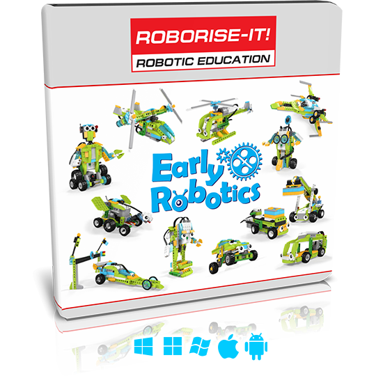 Early Robotics WeDo 2.0 curriculum