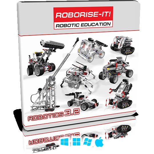 Robotics 3 2 Curriculum Roborise It Robotics Education