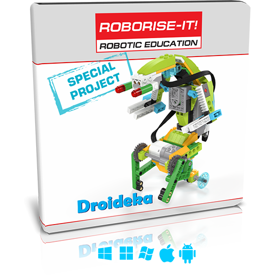 Droideka WeDo 2.0