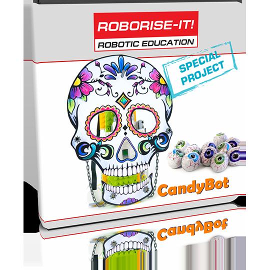 Candybot Wedo 2 0 Special Project Roborise It Robotics Education