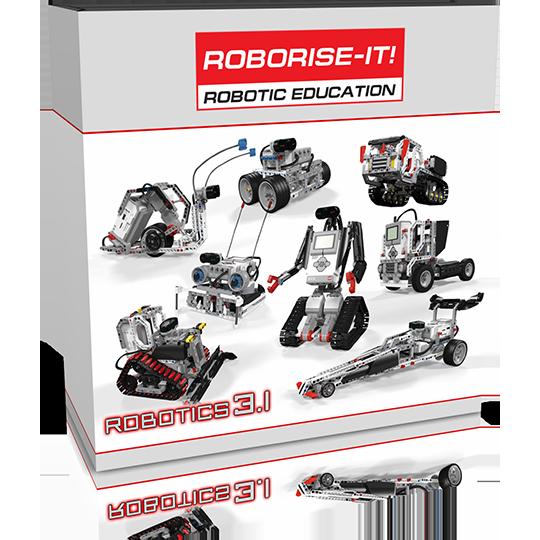 Robotics 3 1 Curriculum