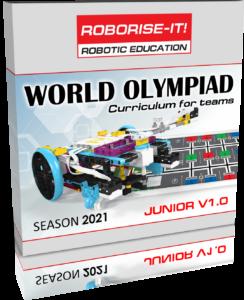 WRO 2021 Junior Spike Edition