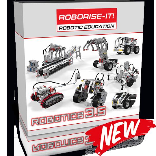 Robotics 3.5 new