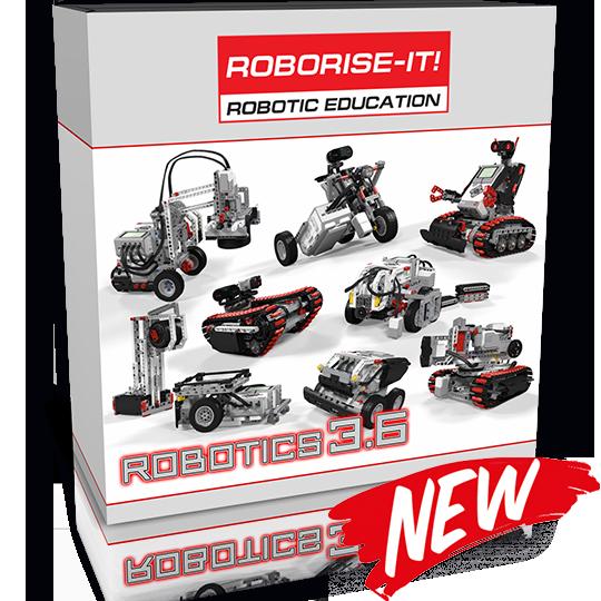 Robotics 3.6 new