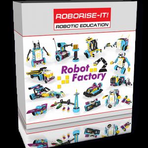 RobotFactory SPIKE