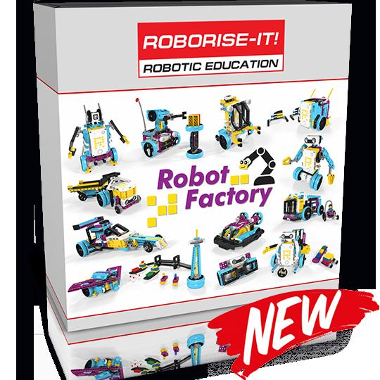RobotFactory SPIKE new