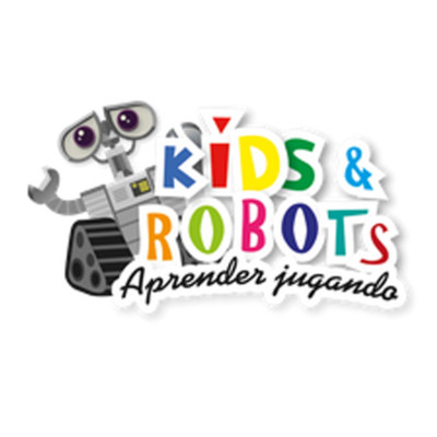 kids and robots